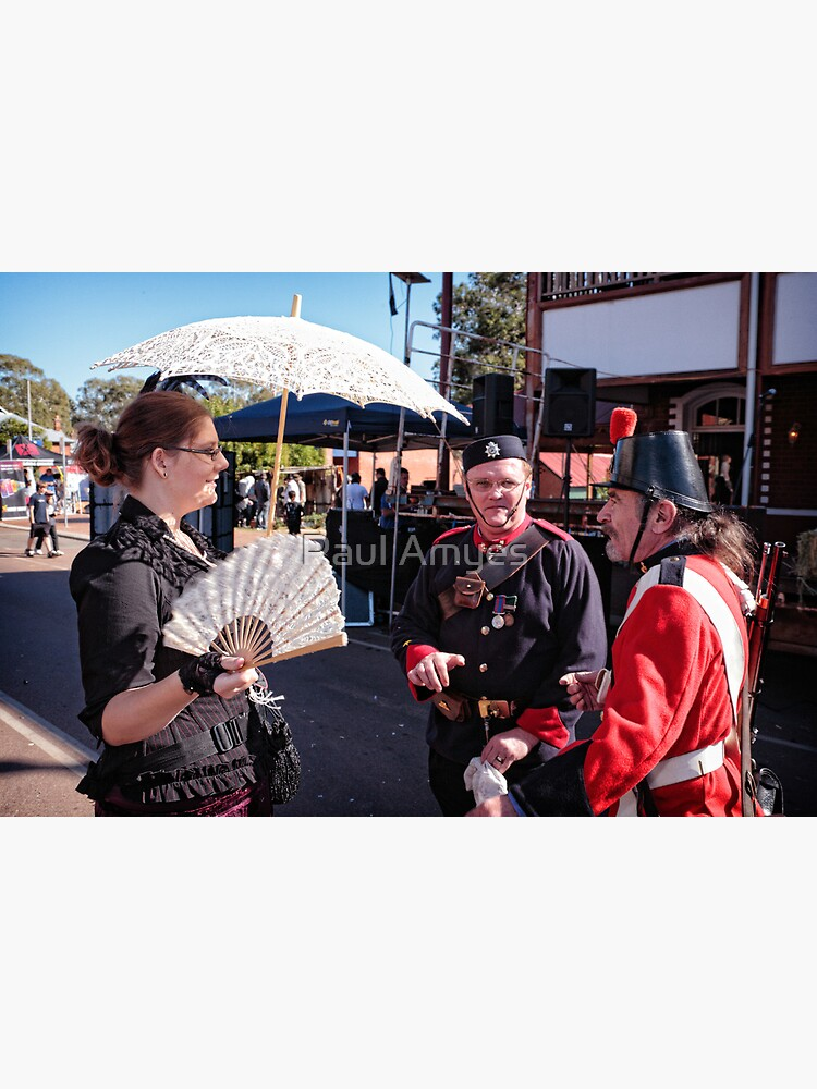 A Convivial Chat by AmyesPhotograph