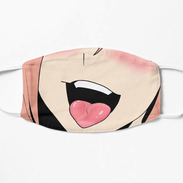 Anime Ahegao Mask