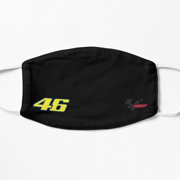 Valentino Rossi 46 Logo with Number Mask
