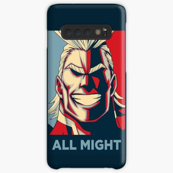 All Might Retro Samsung Galaxy Snap Case