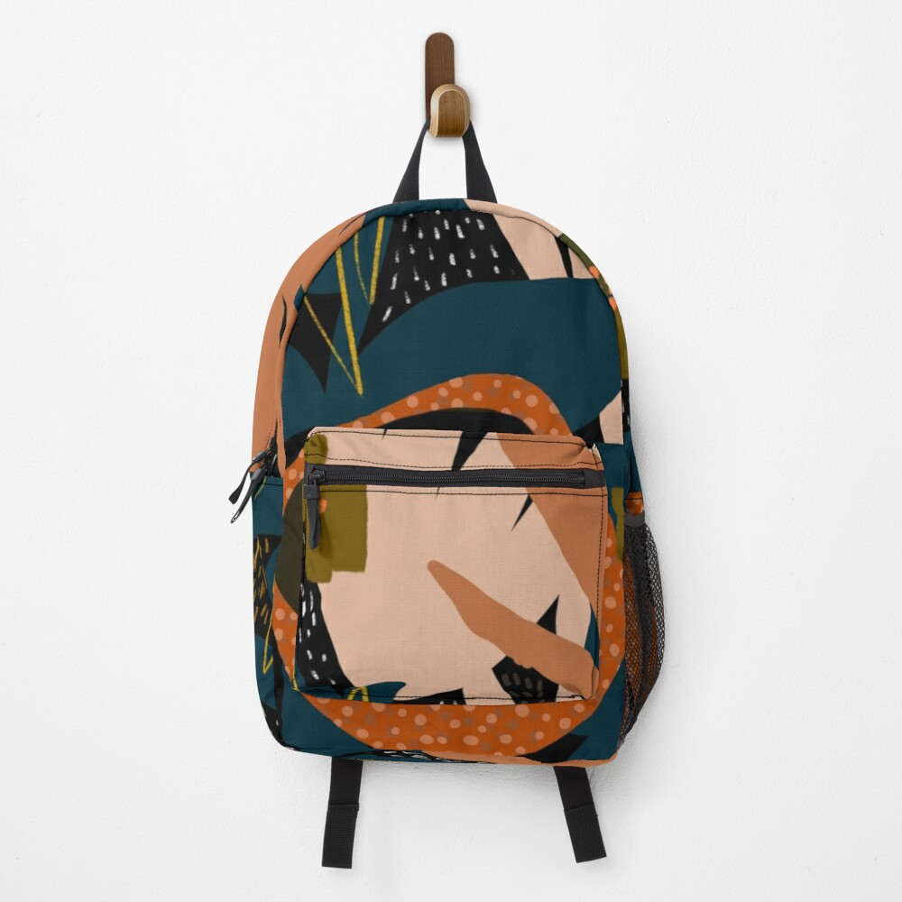 Evening meadow Backpack