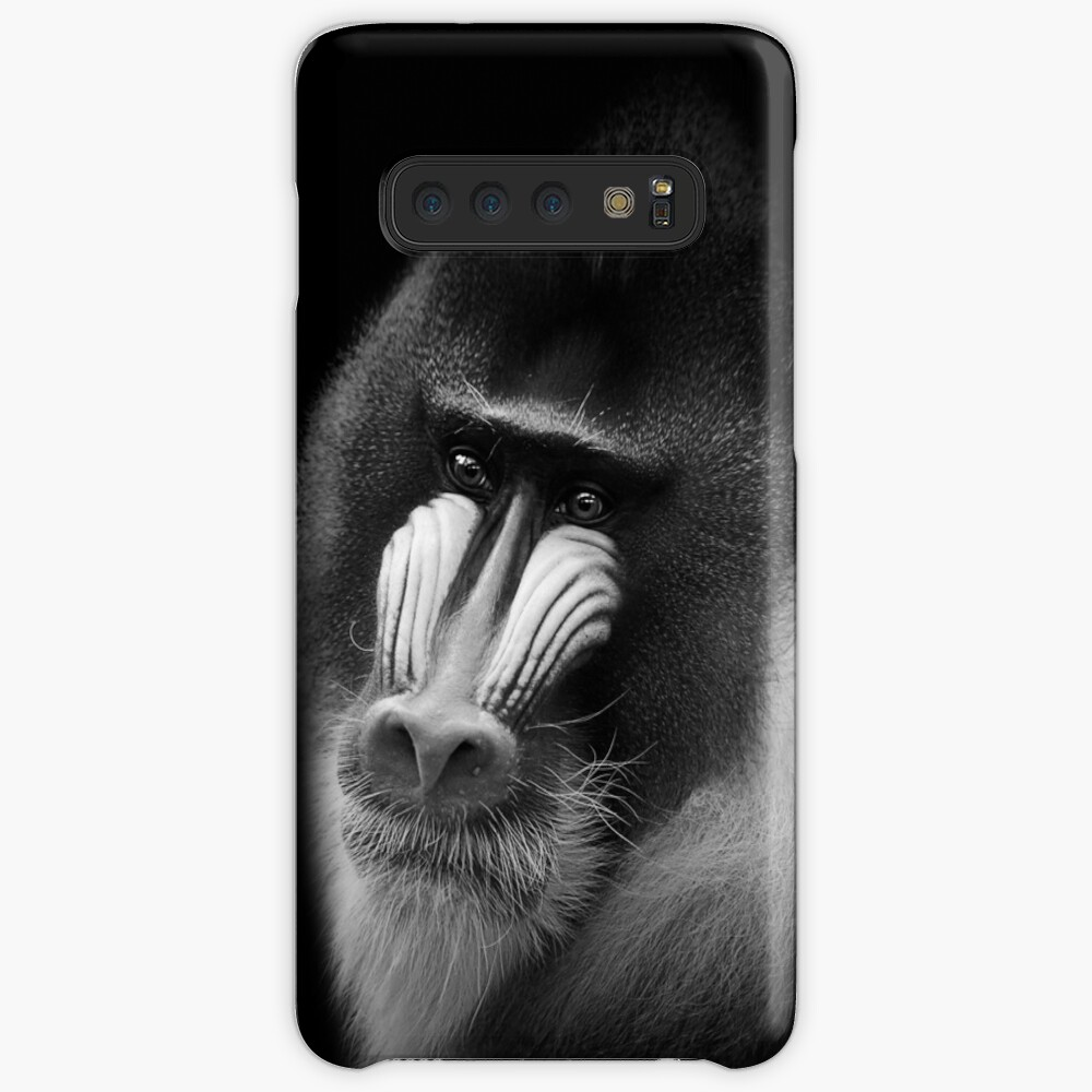 Mandrill Case & Skin for Samsung Galaxy