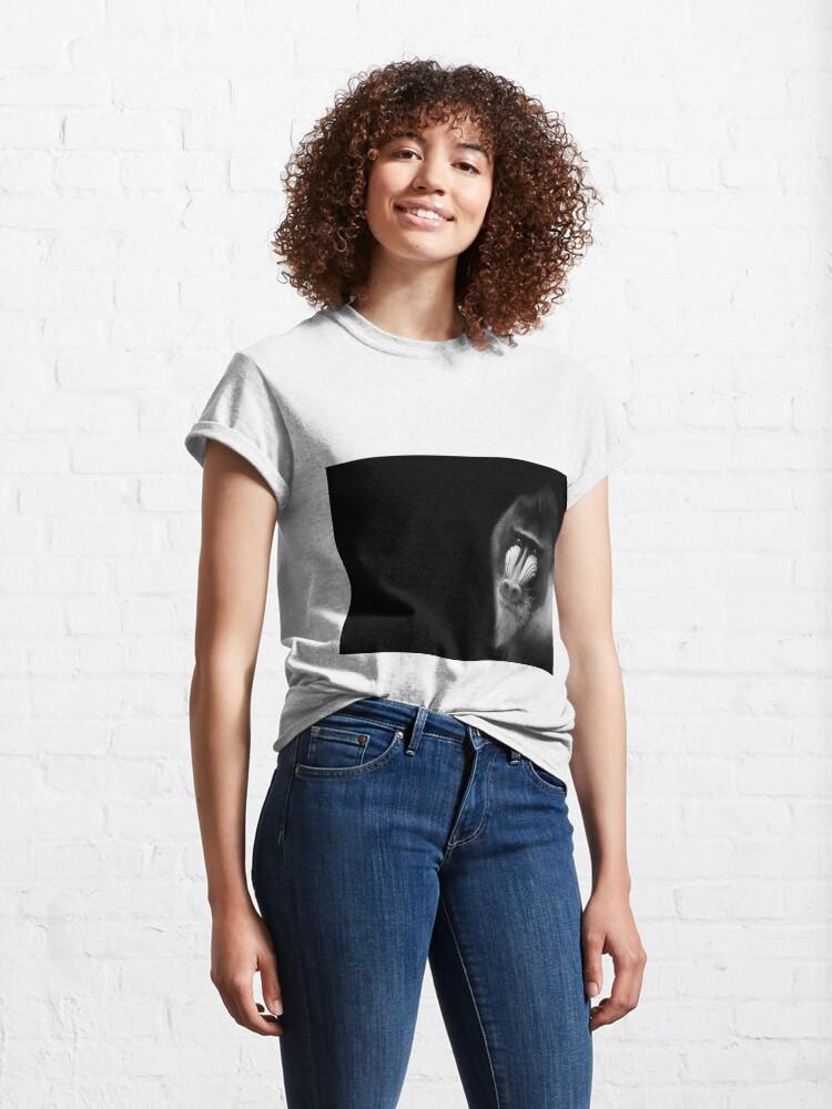 Alternate view of Mandrill Classic T-Shirt