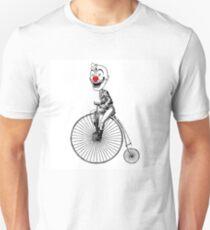 clown on a bike T-Shirt