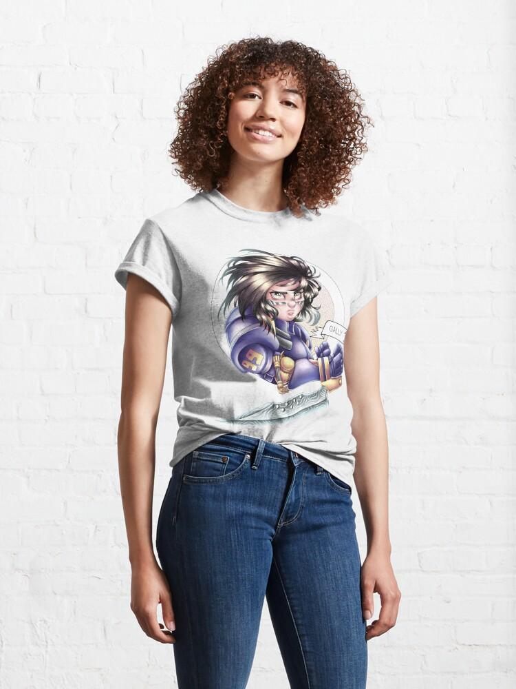 Alternate view of Motorball Alita Classic T-Shirt