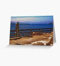 Long Island - Shelter Island  Greeting Card