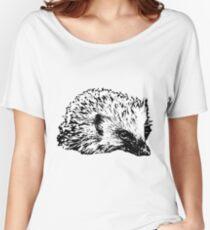 Hedgehog Women's Relaxed Fit T-Shirt