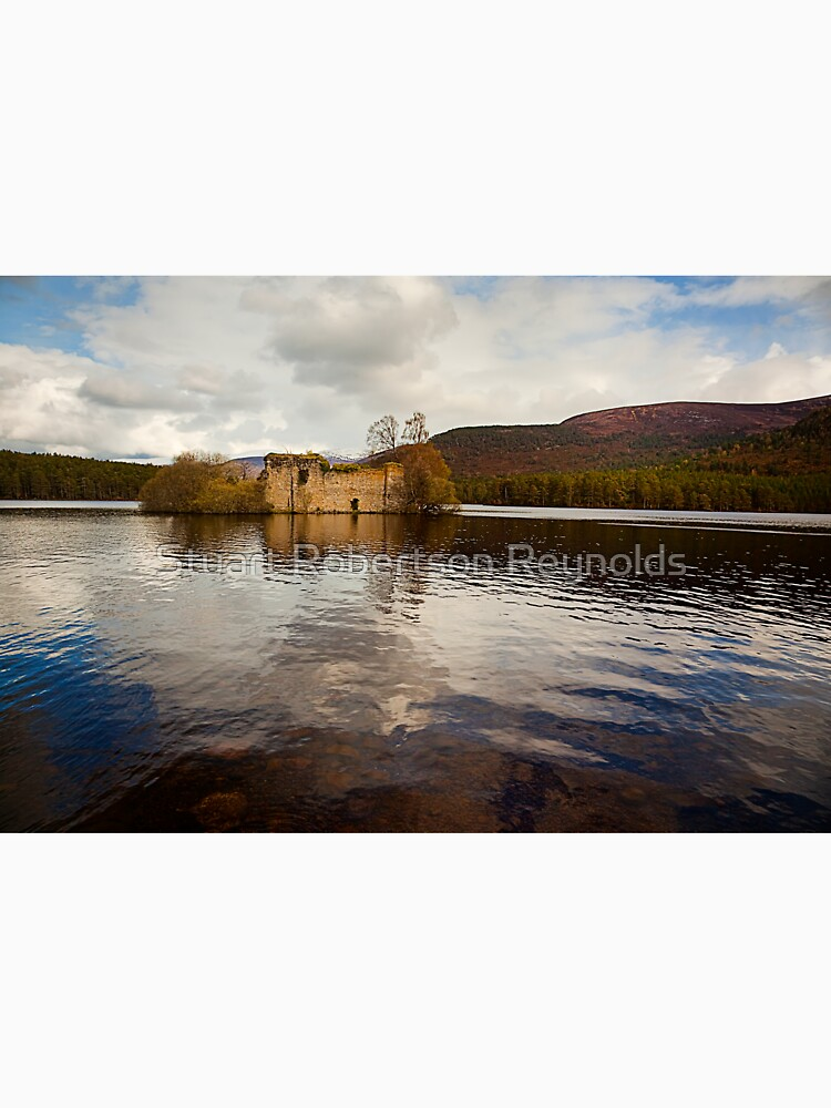 Loch an Eilein Castle, Scotland by Sparky2000