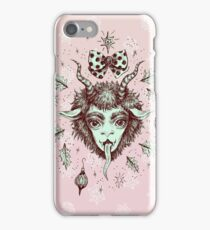 Merry Krampus!  iPhone Case/Skin
