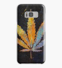 Cannabis Samsung Galaxy Case/Skin