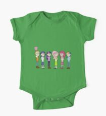 MLP:FIM in Gravity Fall style! One Piece - Short Sleeve
