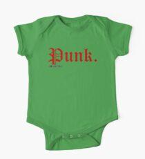 Punk. Kids Clothes