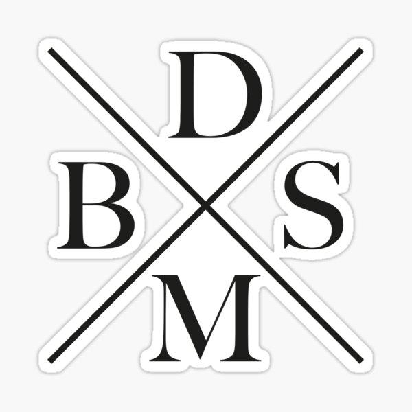 BDSM Sticker