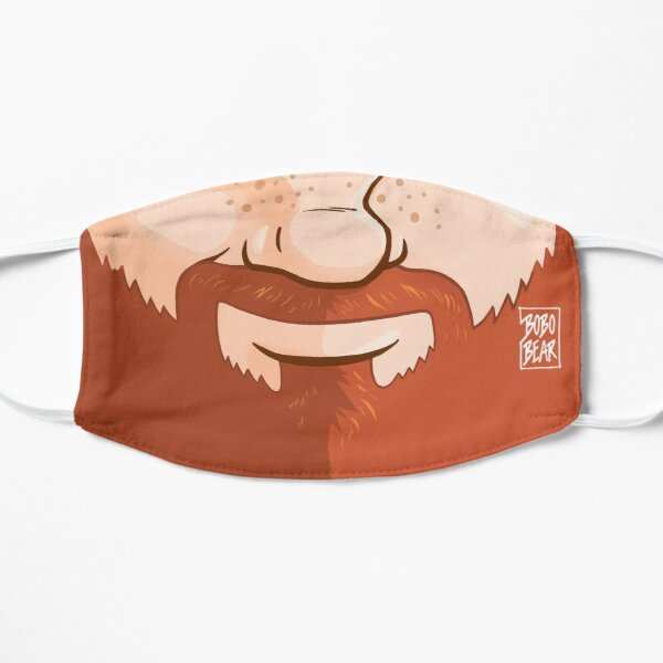 ADAM LIKES CROSSING ARMS - BEAR PRIDE - GINGER EDITION Mask