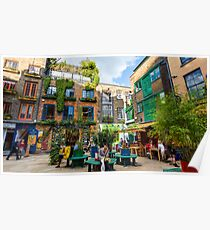 Neal's Yard Poster