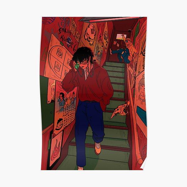 avatar: underground (Zuko, Aang) Poster