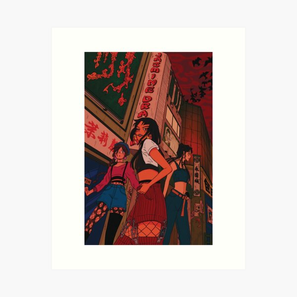 welcome to ba sing se Art Print