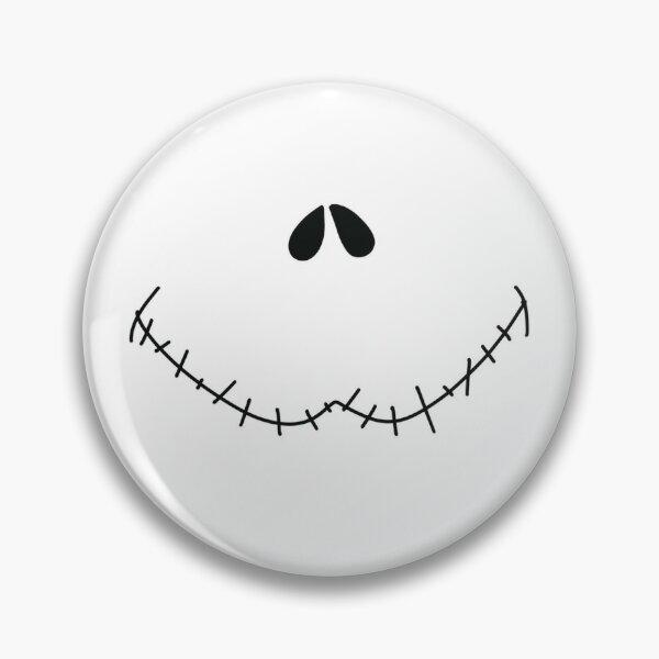 Sonrisa calavérica Chapa
