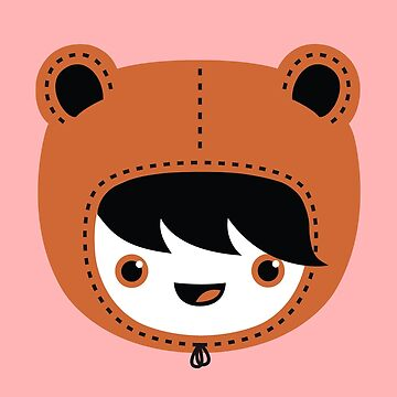 Bearface by lisamax