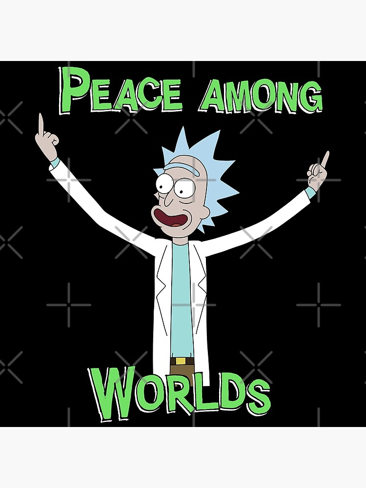 Peace Among Worlds! by SH3PP