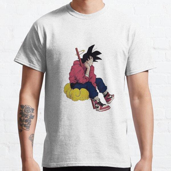 Gokuthinkingjordan Classic T-Shirt