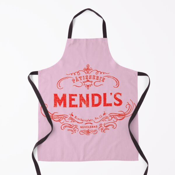 Mendl's Patisserie Apron