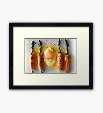Egg & Bacon Framed Print