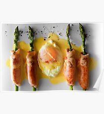 Egg & Bacon Poster