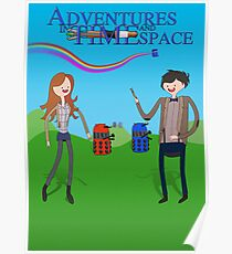 Adventures in Time and Space Poster