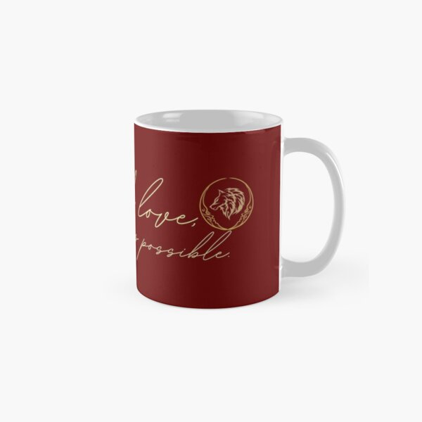 Through Love, All Is Possible Classic Mug