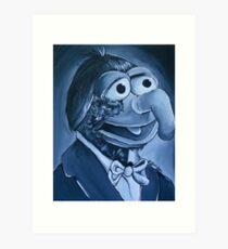 Gonzo, Second Doctor Art Print