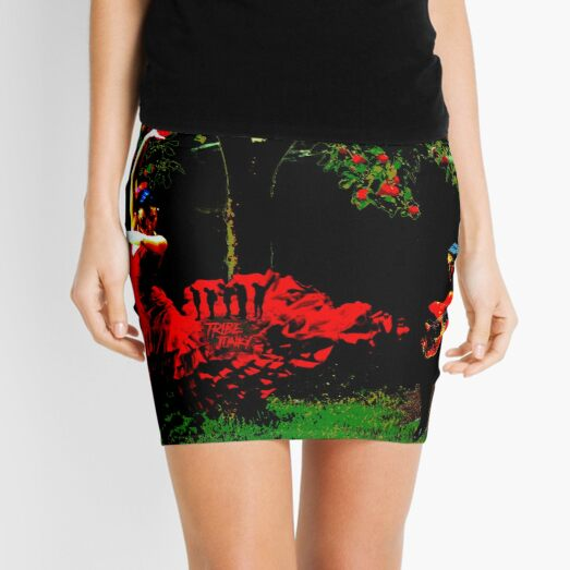 Flamenco Mini Skirt