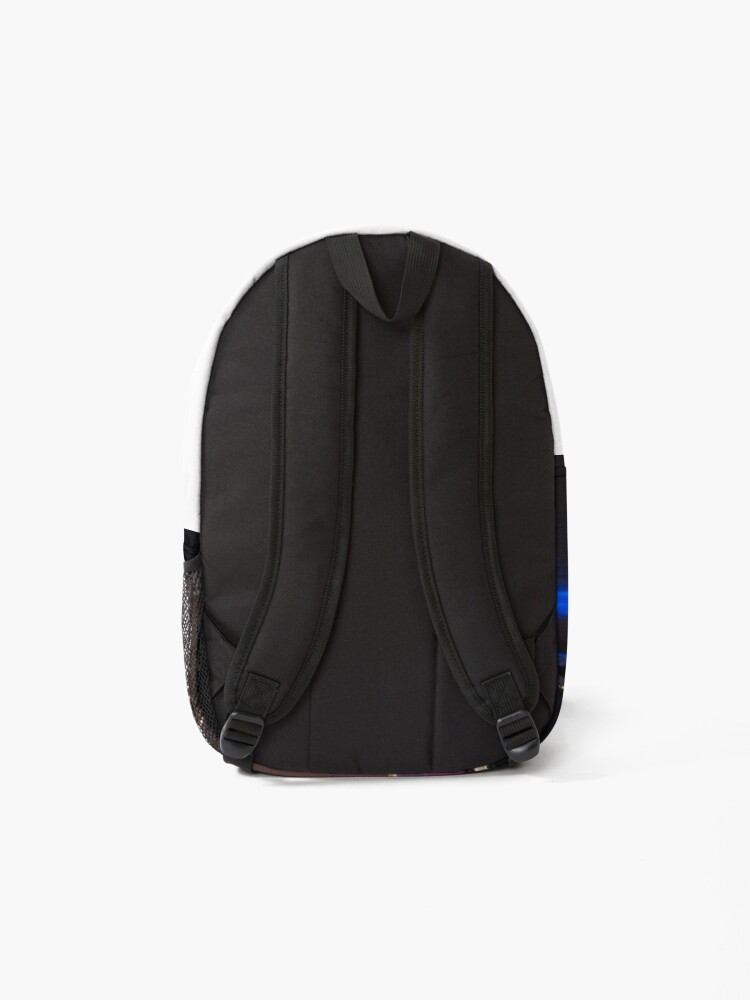 Alternate view of Cosmopolitan Behind the Water Curtain Backpack