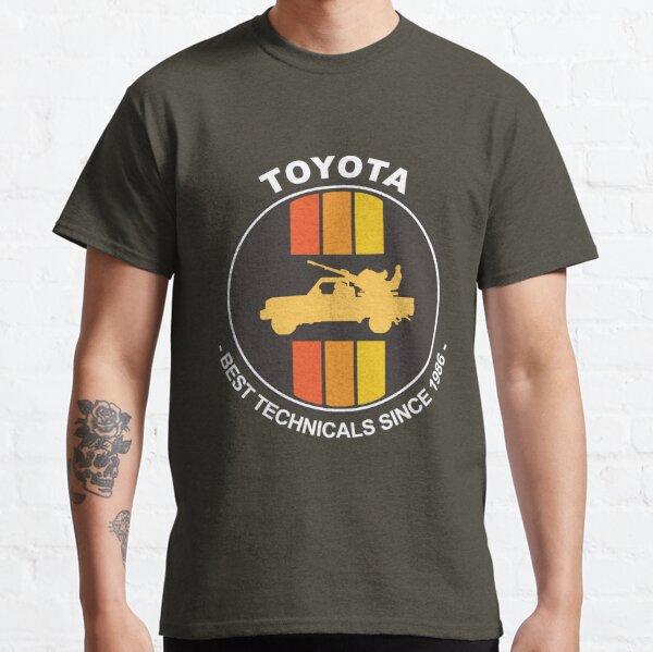 Toyota technical Classic T-Shirt