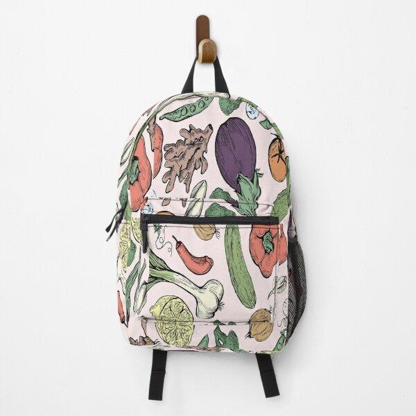 vegetarian Backpack
