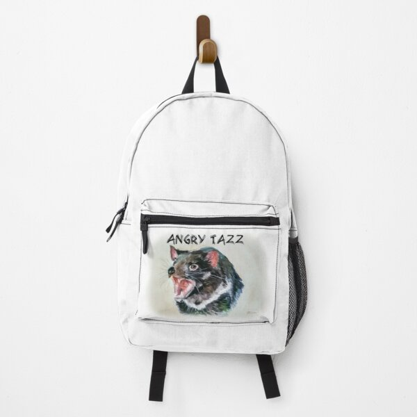 Angry TAZZ the Tazzy Devil Backpack