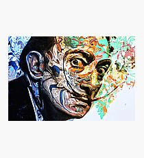Salvador Dali Photographic Print