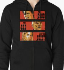 The Good The Bad and The Buffy Zipped Hoodie