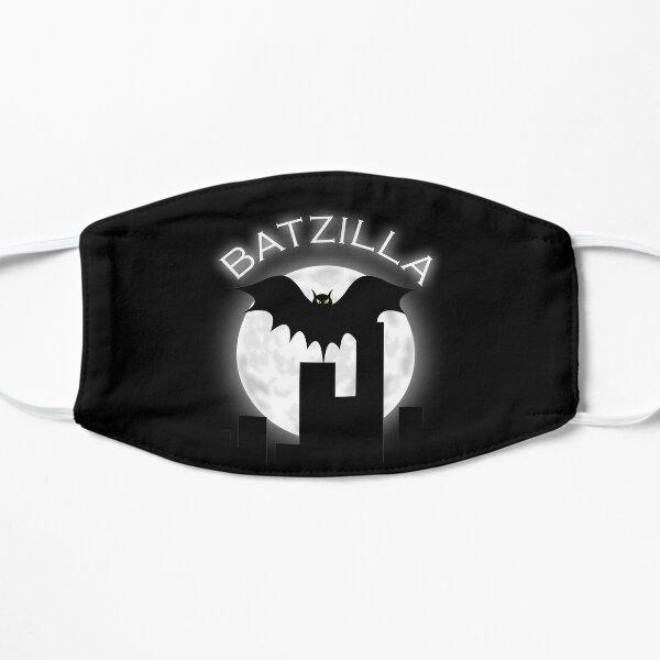 Batzilla over a cityscape Mask