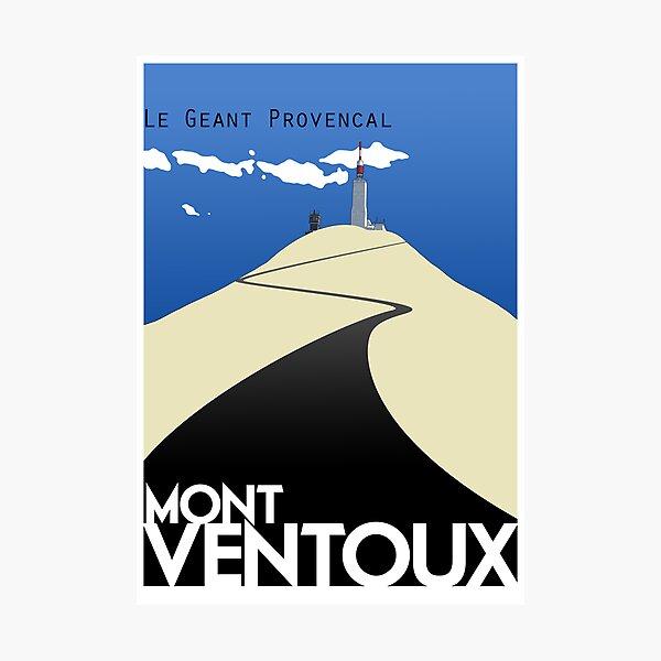 Mont Ventoux Photographic Print