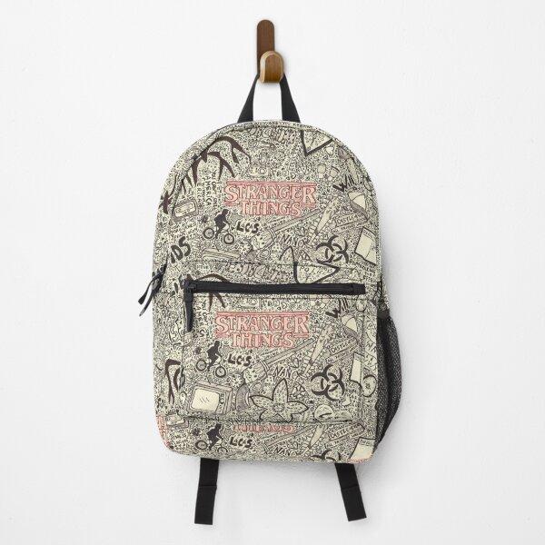 hey stranger Backpack