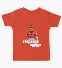 Alonso GTA Style Kids Clothes