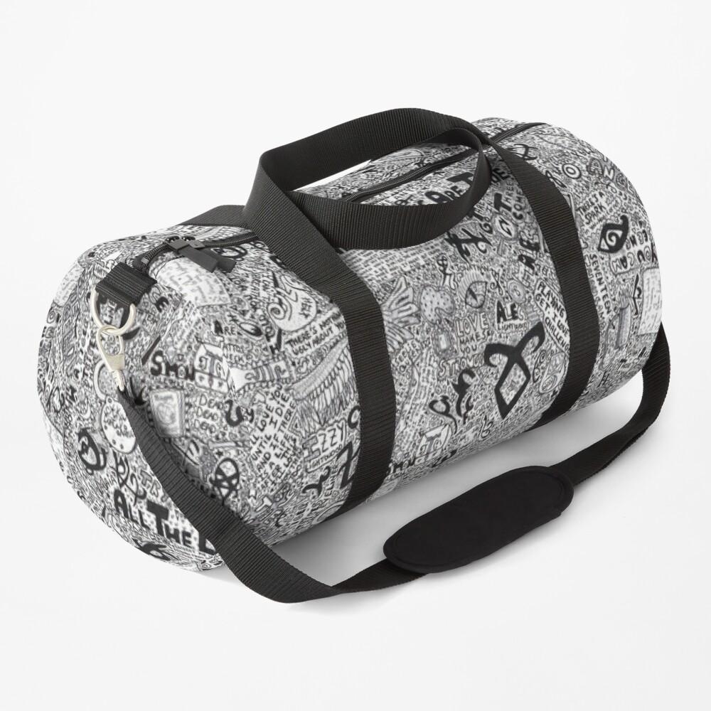 SHADOWDRAW Duffle Bag