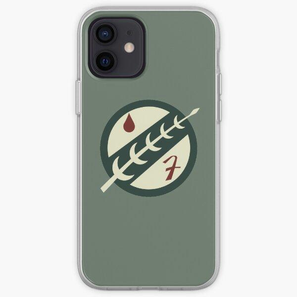Boba Fett Emblem iPhone Soft Case