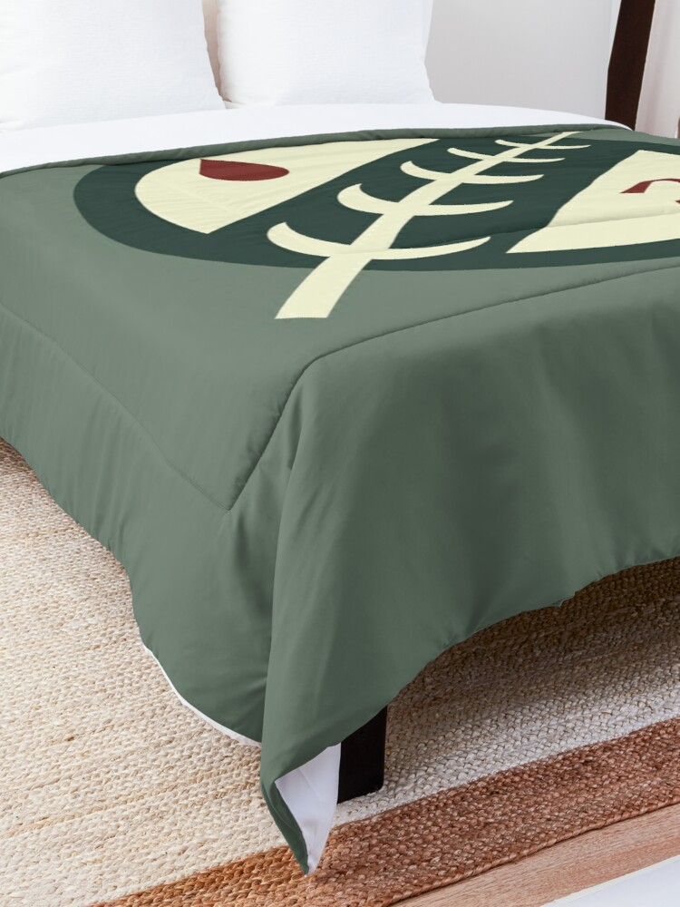 Alternate view of Boba Fett Emblem Comforter