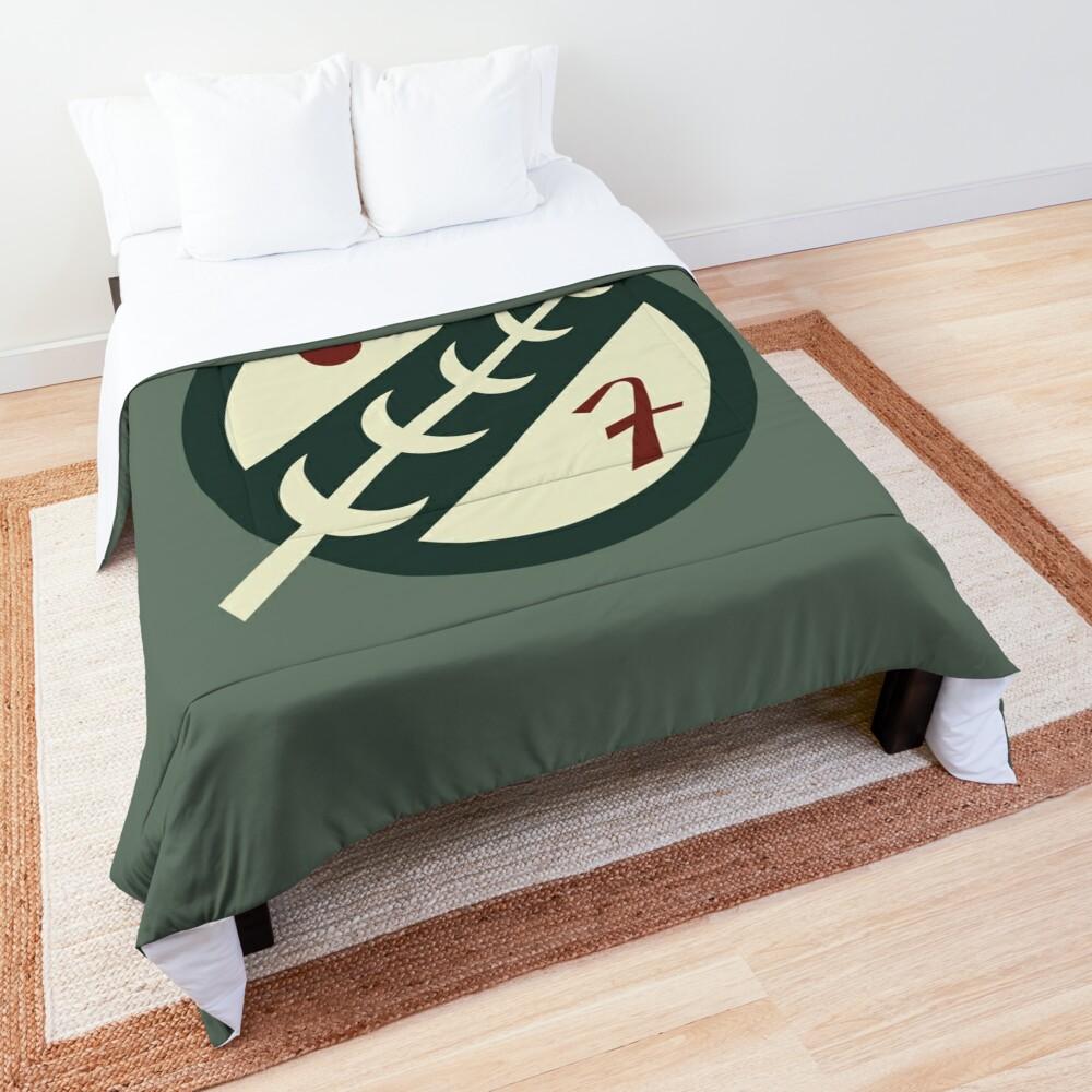 Boba Fett Emblem Comforter