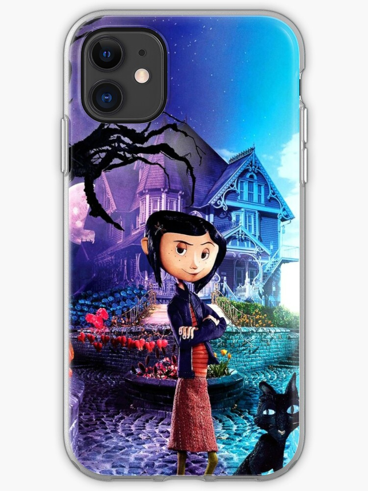 Coraline Movie Iphone Case Cover By Babibabi210 Redbubble