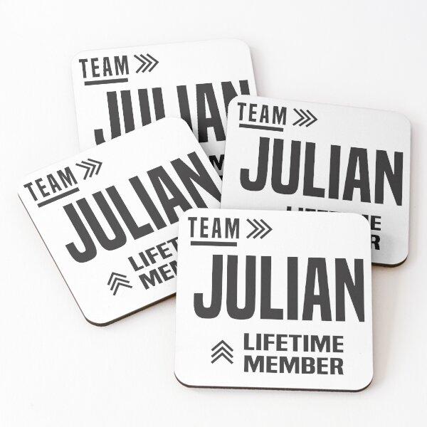 Julian  Coasters (Set of 4)