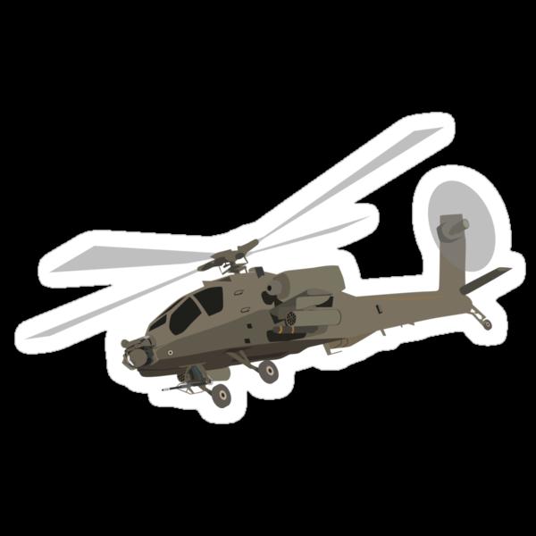 AH-64 Apache by jcmeyer