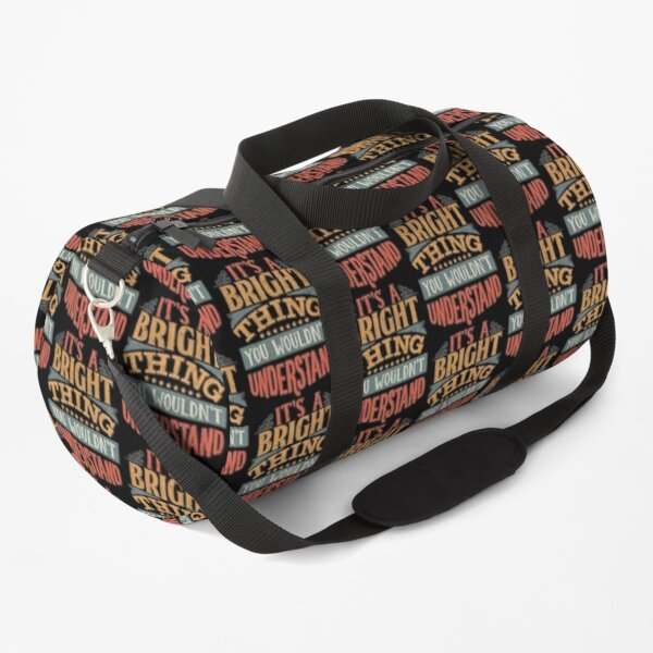 Bright Family Name -  It's A Bright Thing You Wouldn't Understand Duffle Bag